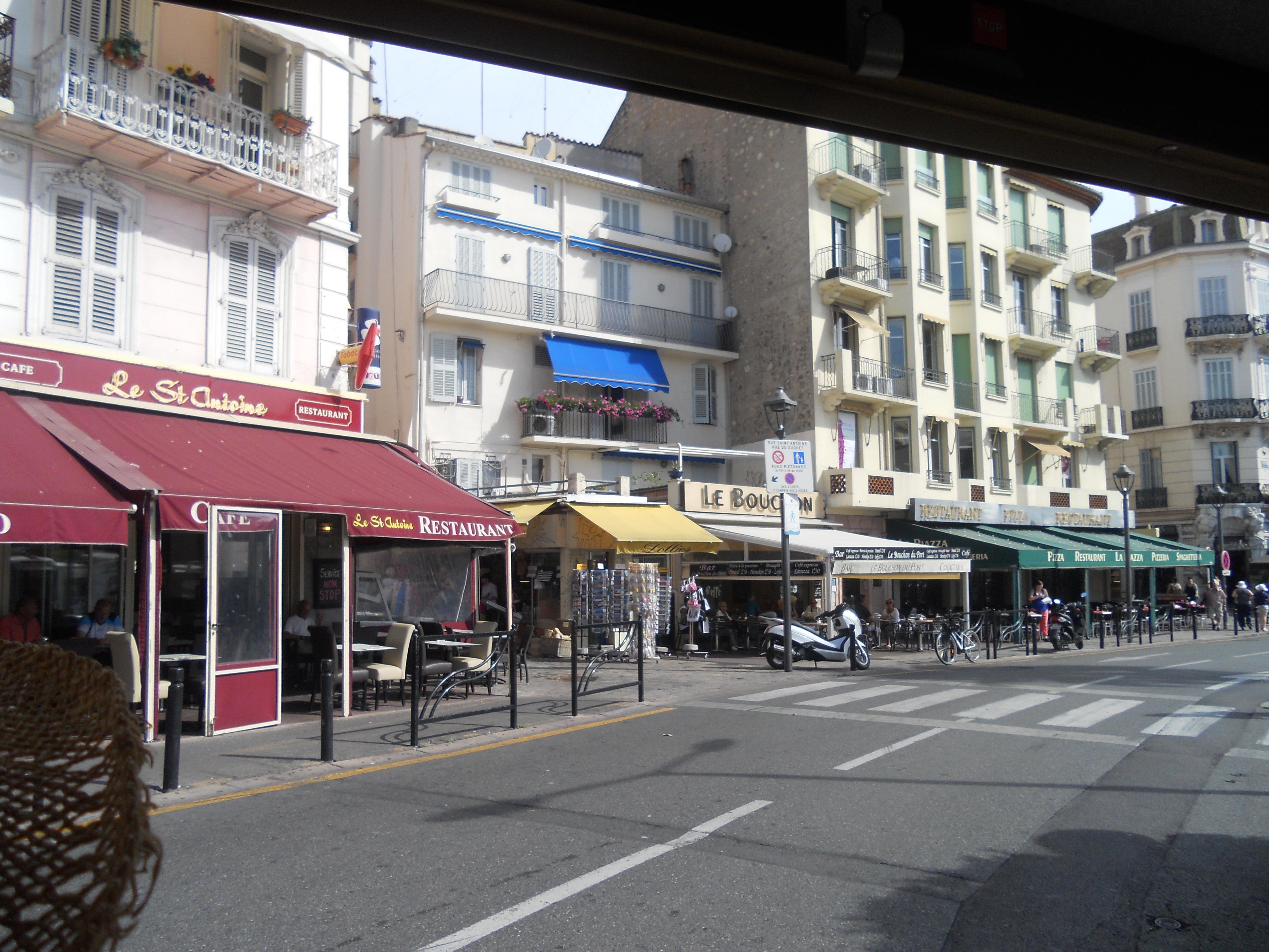 Cannes - crociere nel cuore