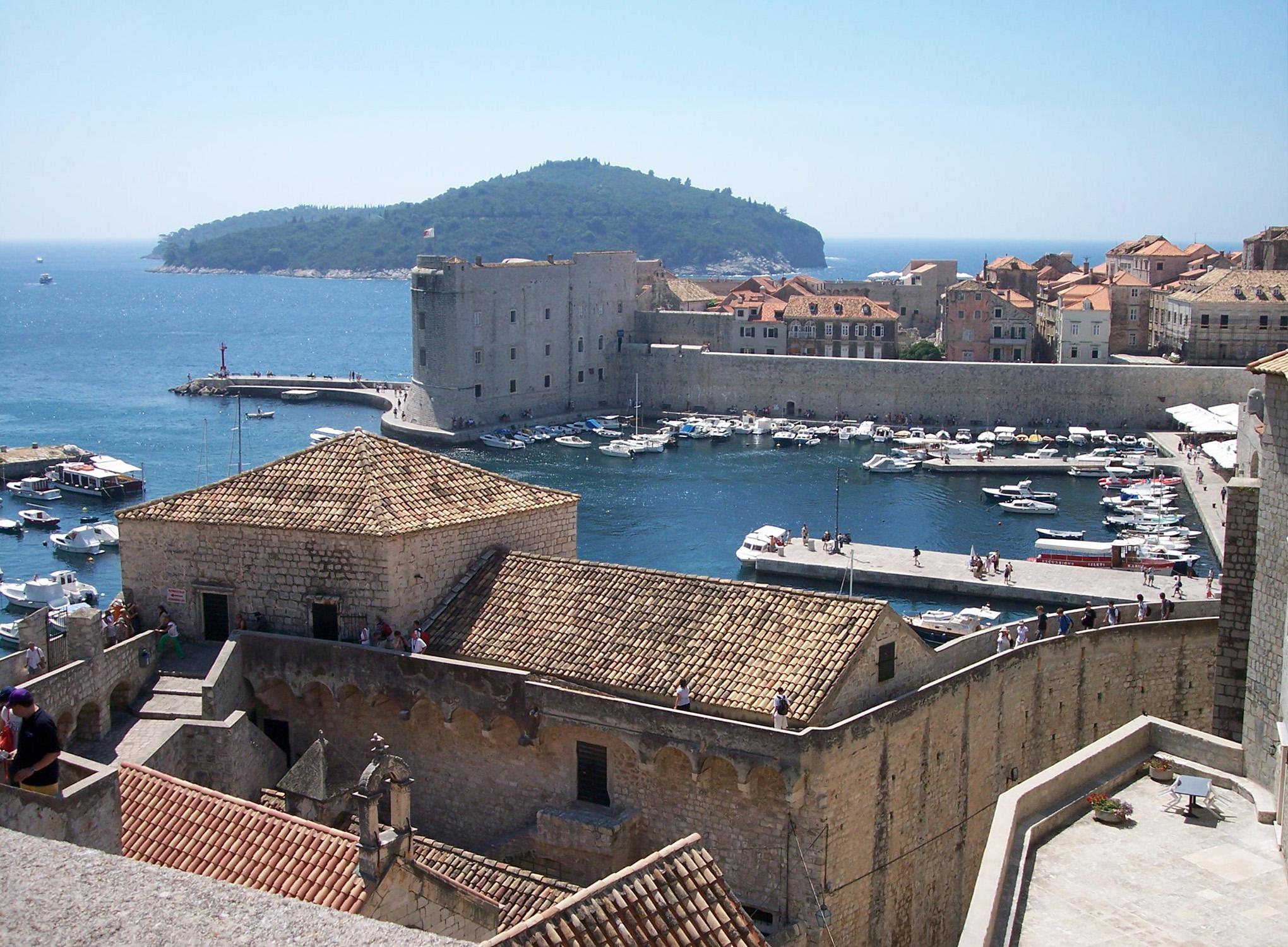 Dubrovnik - porto vecchio