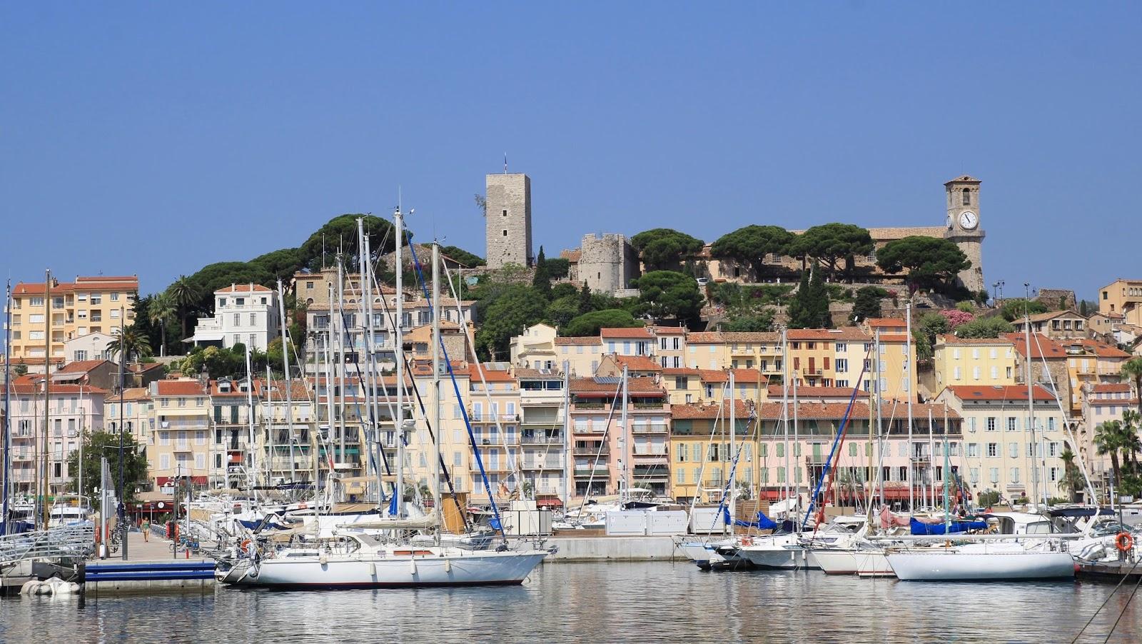 Cannes - vecchio porto