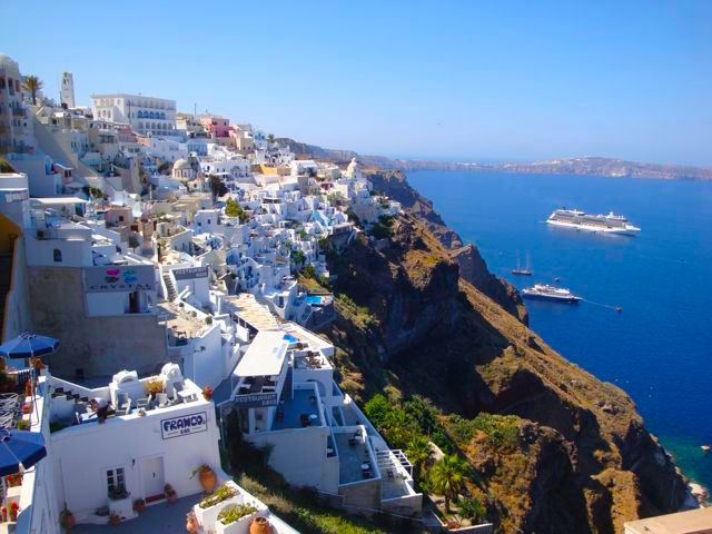 Santorini - Fira o Thira