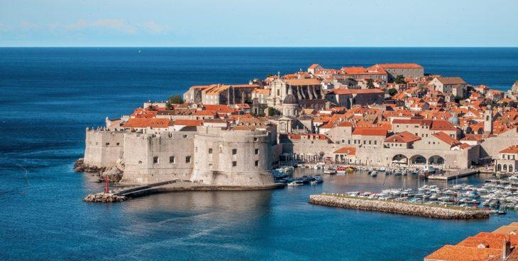 Dubrovnik - fortezza di San Giovanni