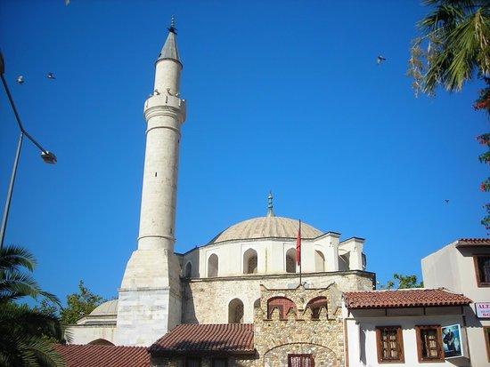KUSADASI - moschea di Kaleici