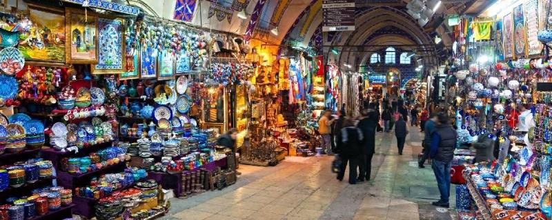 KUSADASI - gran bazar