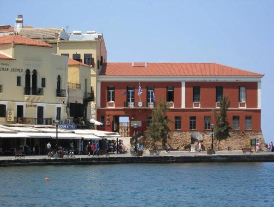 Chania - museo navale