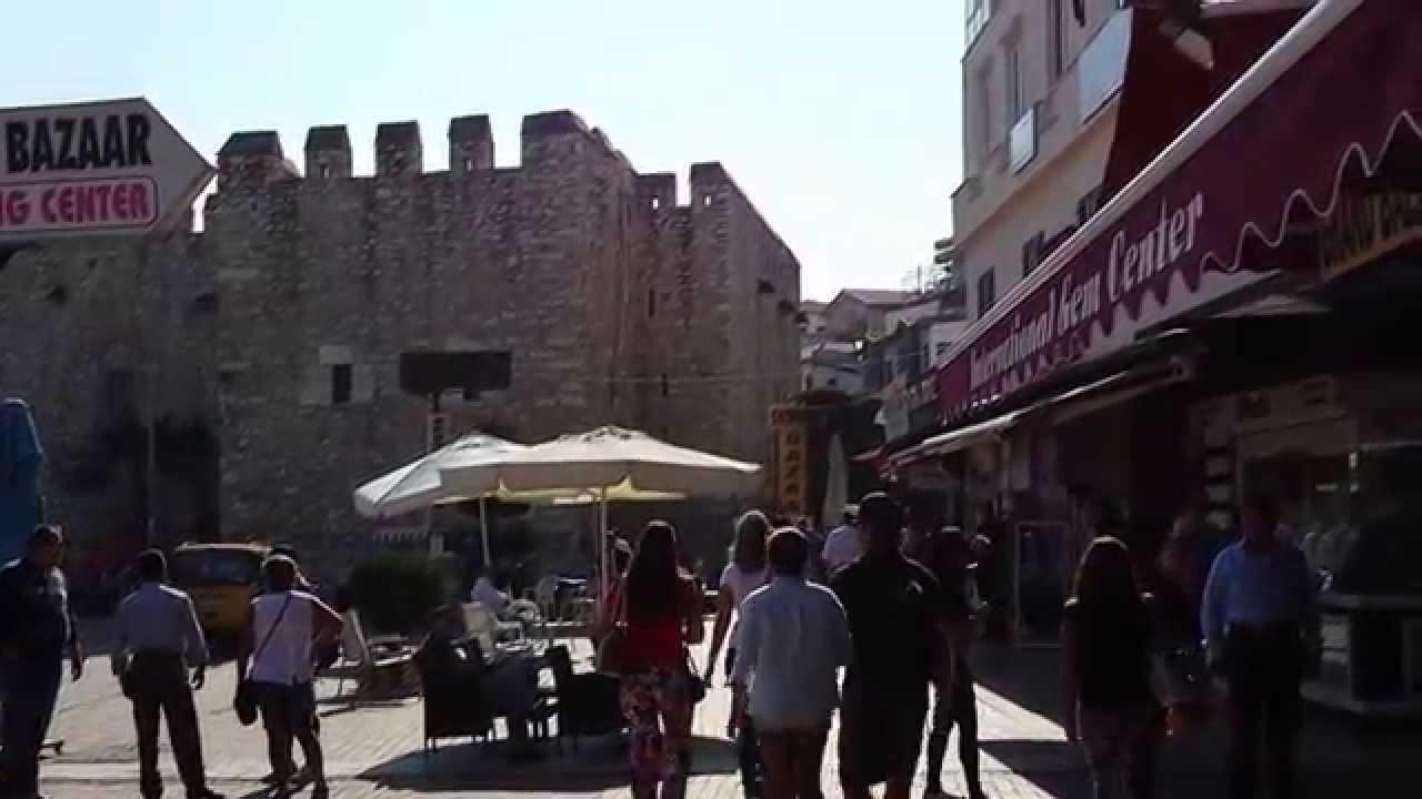 KUSADASI ingresso gran bazar