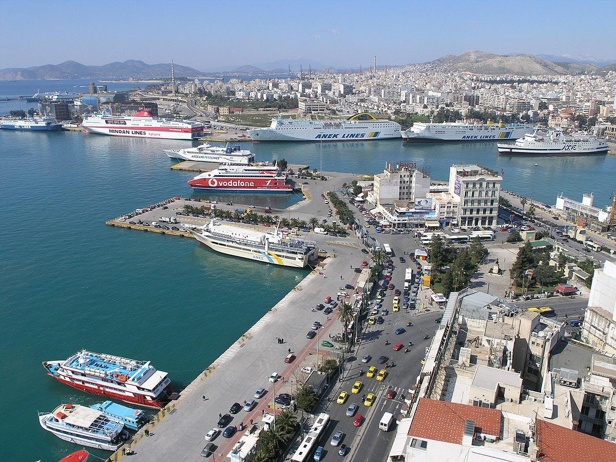 Atene - porto Pireo