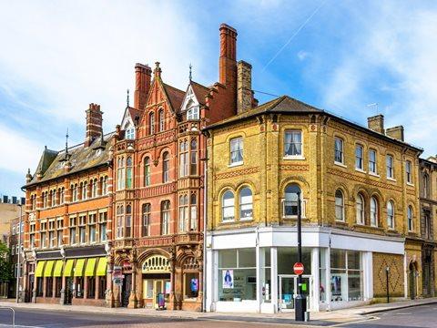 southampton - città vecchia