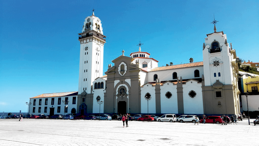 Tenerife - Basilica Nostra Signora della Candelaria