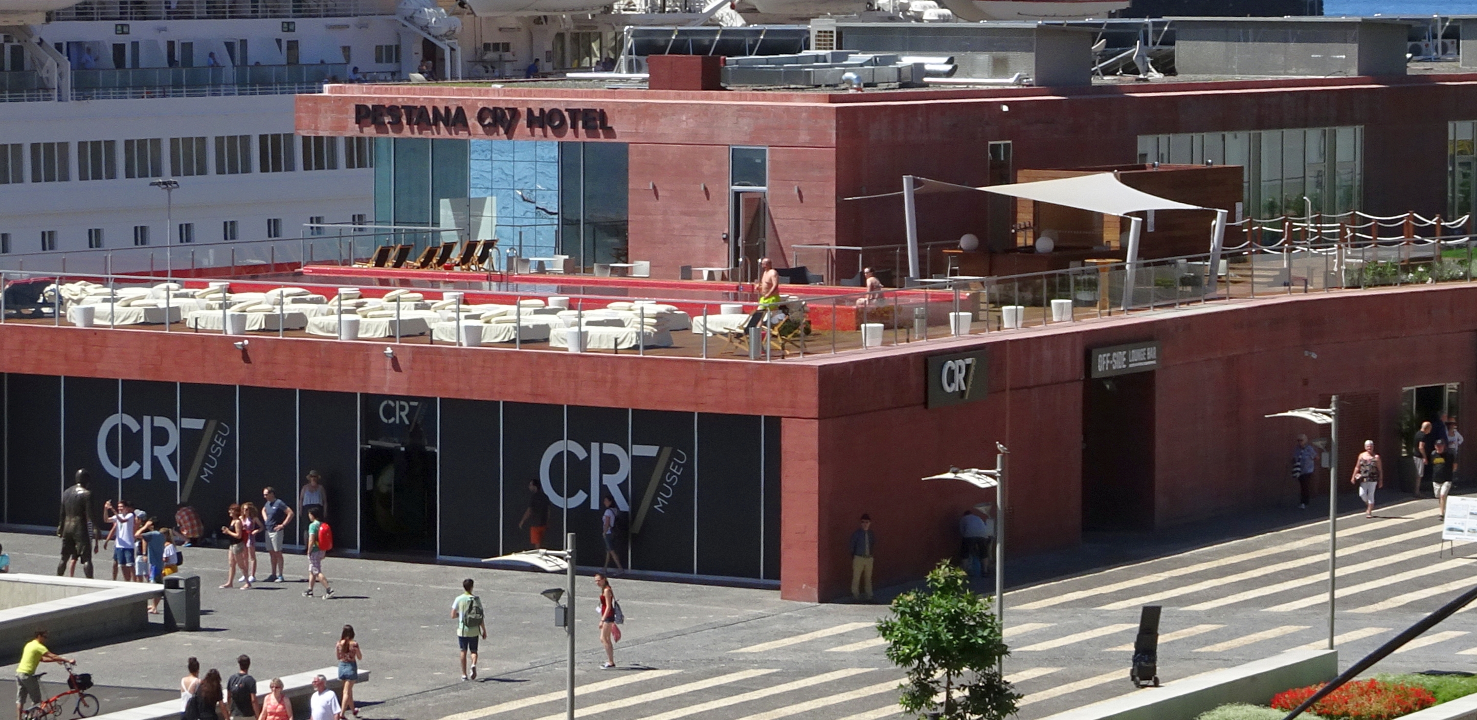 Funchal - Museo CR7