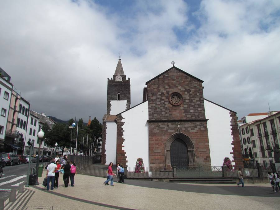 FUNCHAL - cATTEDRALE