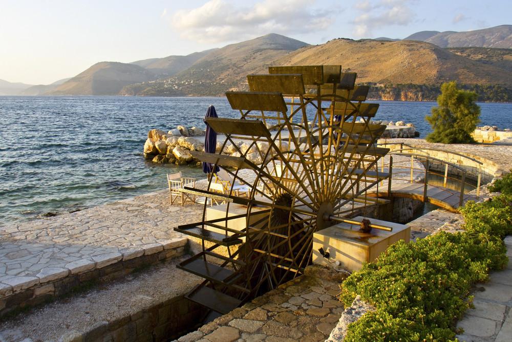 Argostoli - Katavothres