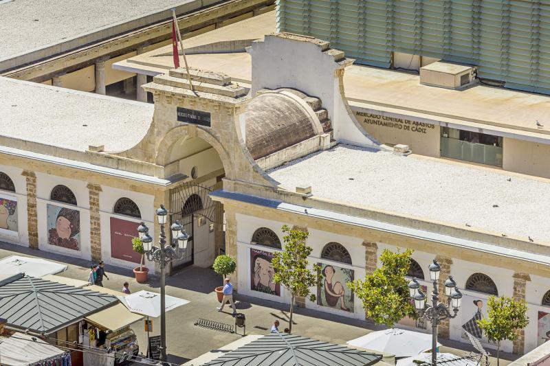 Cadice - mercato central