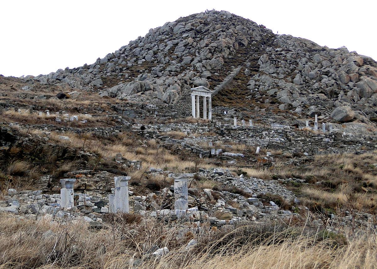 Mykonos - DELO  Monte Cinto