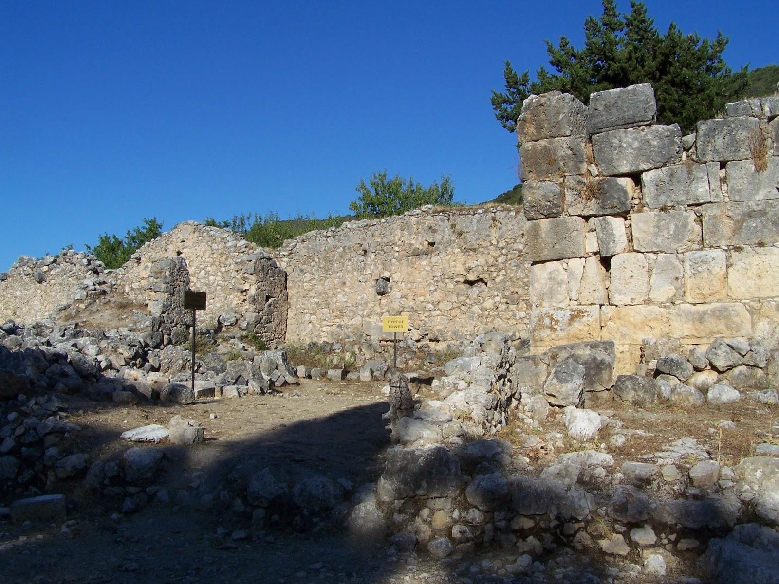 Argostoli - mura ciclopiche