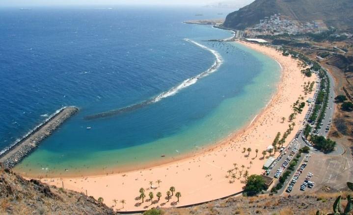 Tenerife - las teresitas