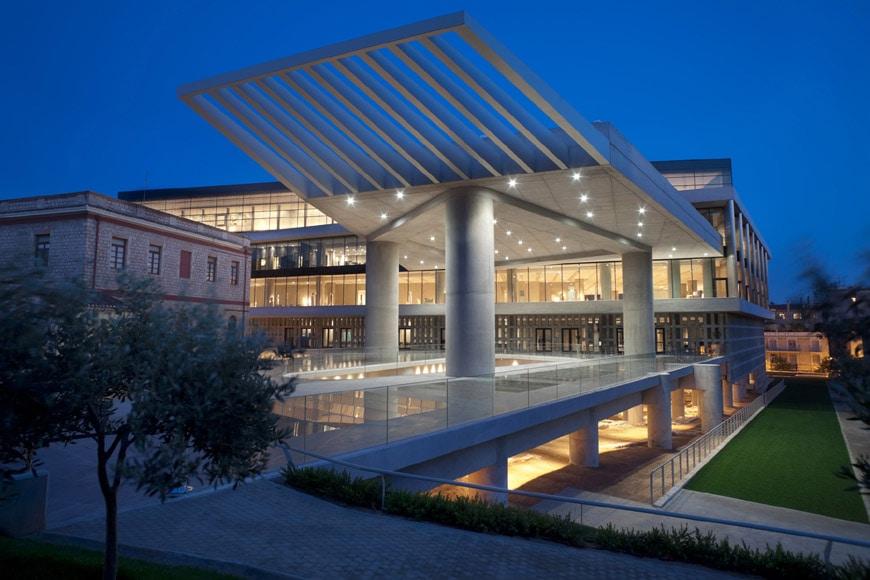 Atene - MUSEO DELL'ACROPOLI