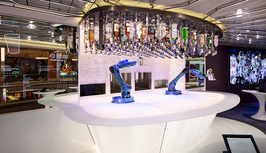 bionic bar symphony of the seas