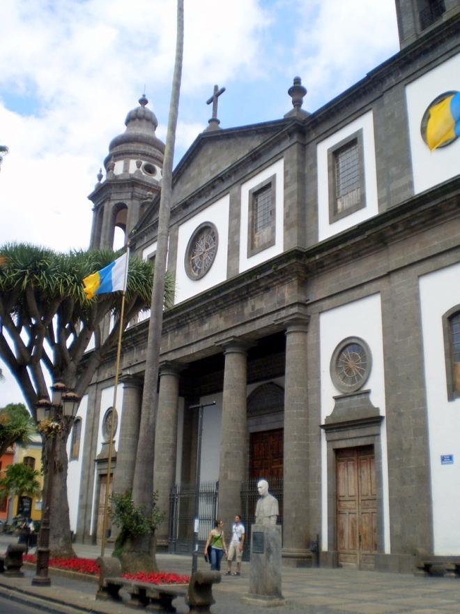 Cattedrale Nostra Signora dei rimedi - LA LAGUNA TENERIFE