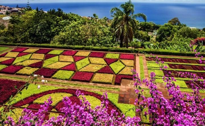 Funchal - giardini botanici