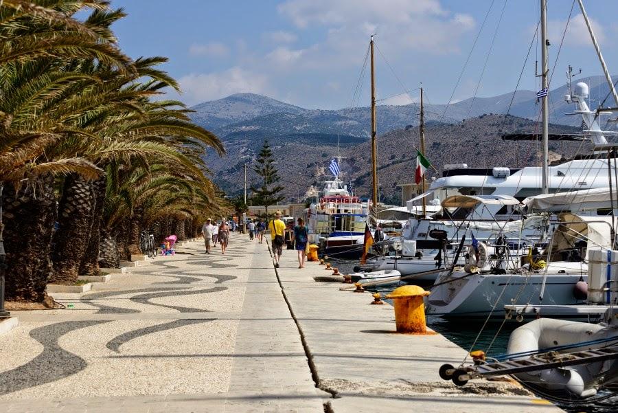 Argostoli - lungomare