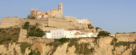 Ibiza - castello dell'Almudaina