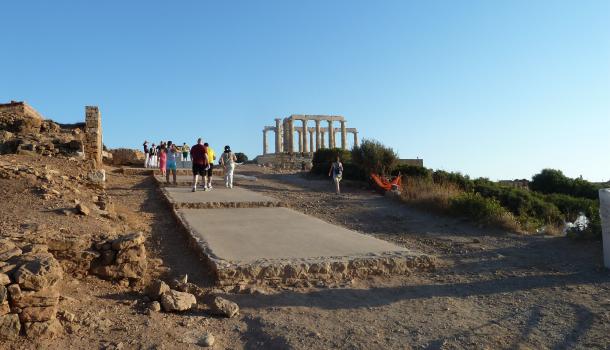 Capo Sounion - Atene