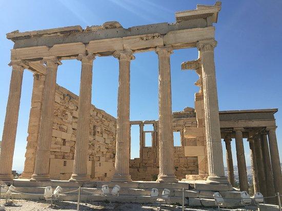 Atene - TEMPIO DI ATHENA NIKE
