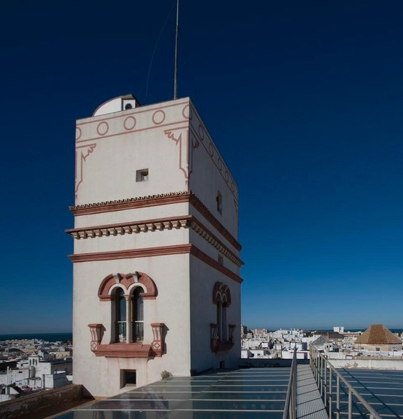 Cadice - torre Tavira