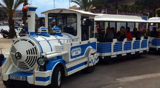 Ajaccio - trenino turistico