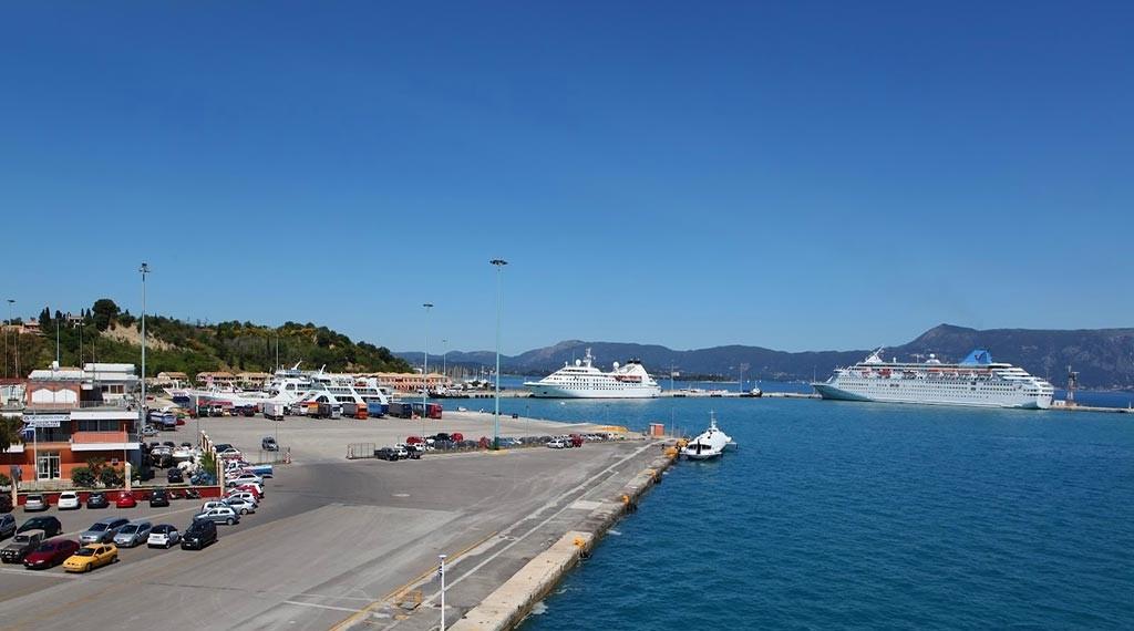 Corfù - porto