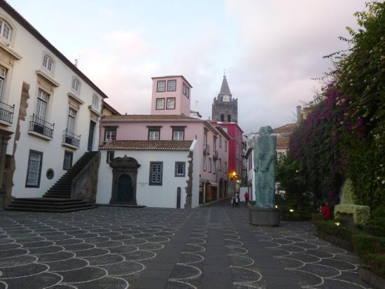 Funchal - zona vecchia