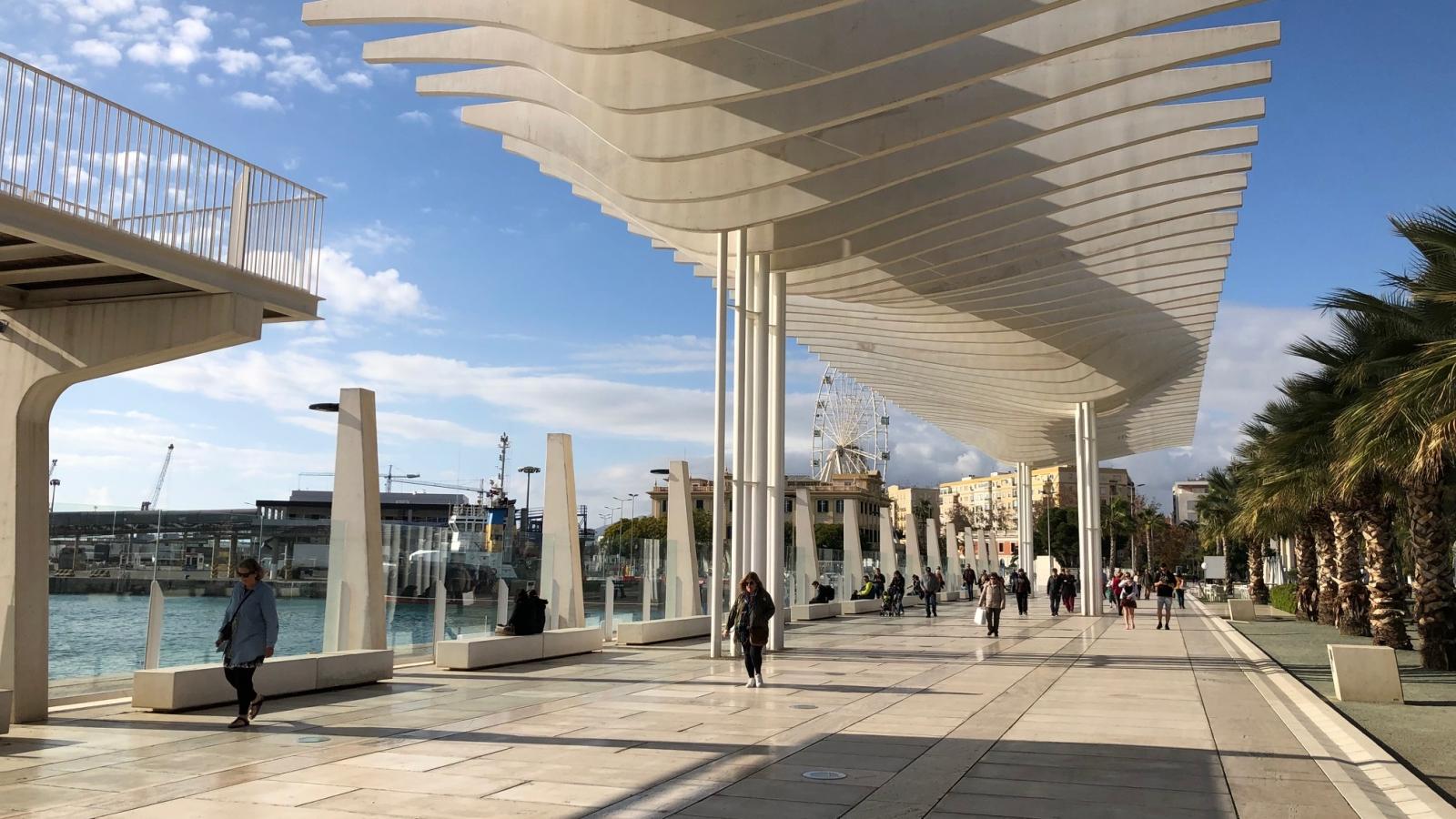 Malaga - Palmeral de las Sorpresas
