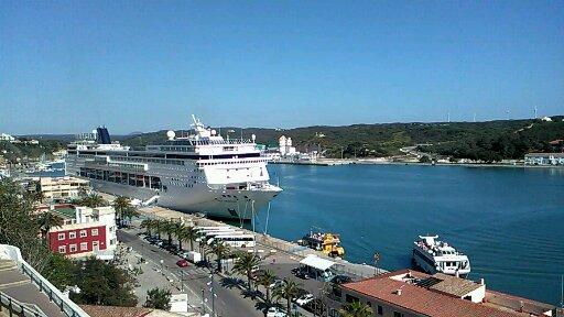 Mahon - porto