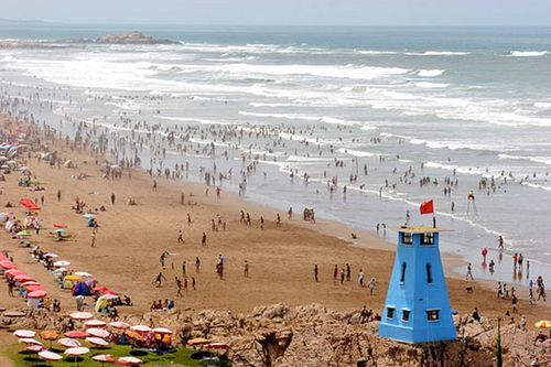 Casablanca - spiaggia di Ain Diab