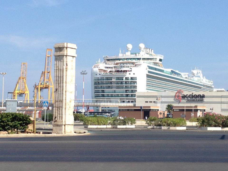 Valencia - terminal crociere