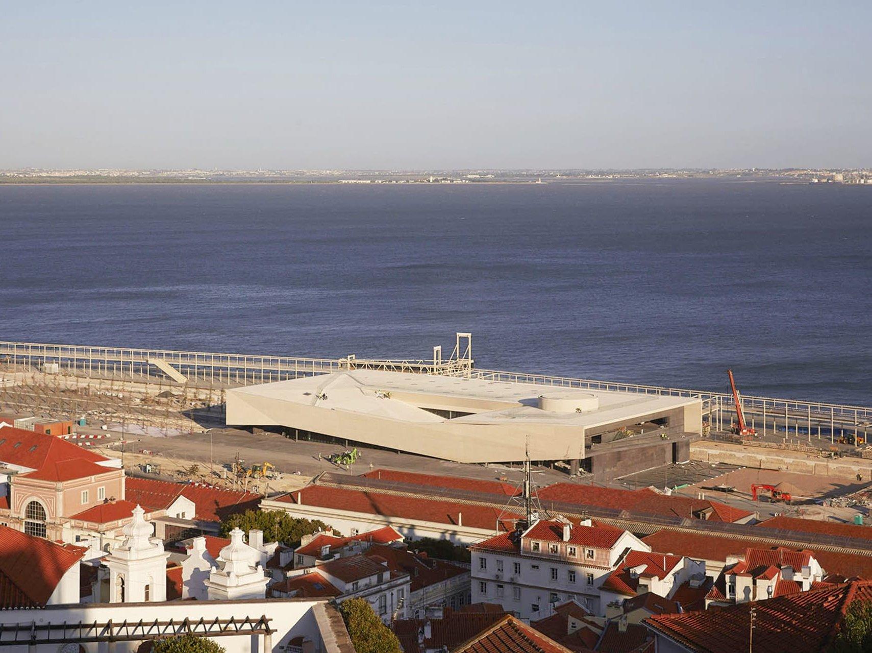Lisbona - terminal crociere