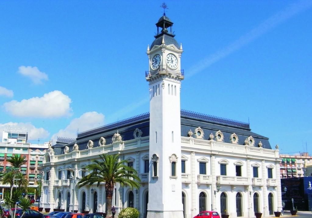 Valencia - edificio del Reloj
