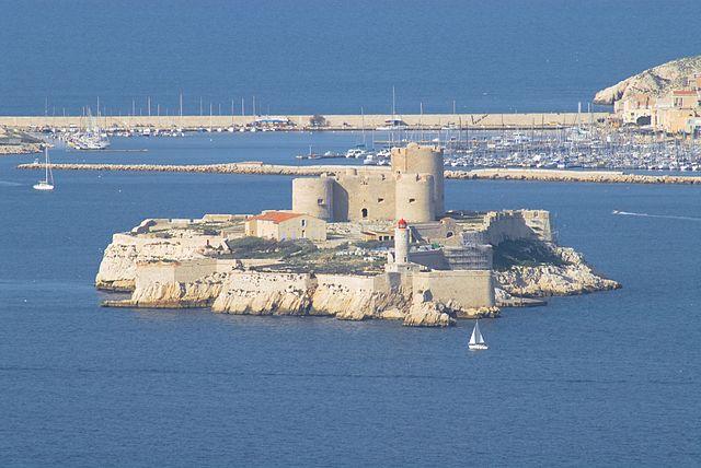 Marsiglia - castello d'If
