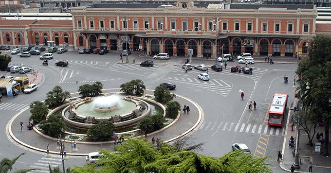 Bari - piazza Moro