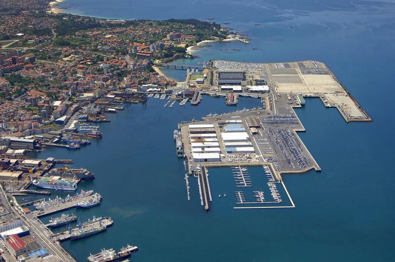 Vigo - porto