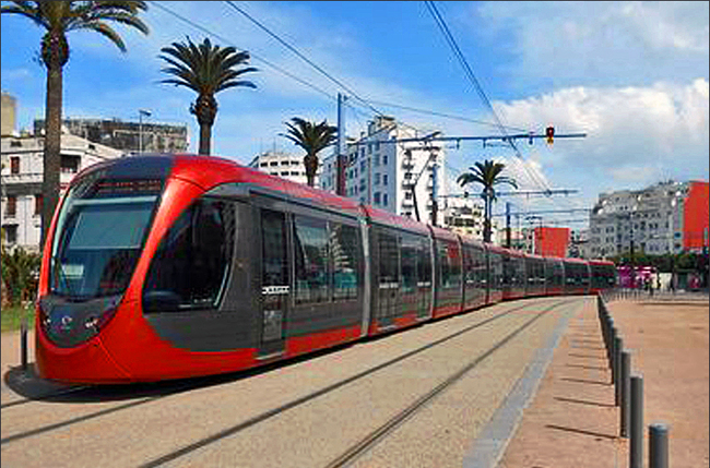 Casablanca - tramway