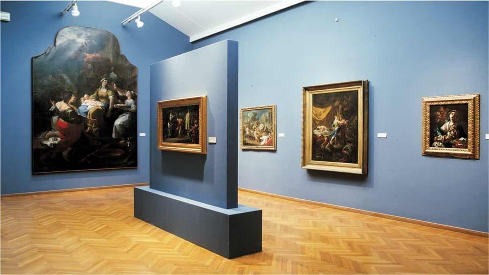 Bari - Pinacoteca Corrado Giaquinto