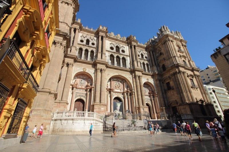 Malaga - Cattedrale