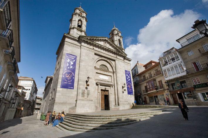 Vigo - Cattedrale