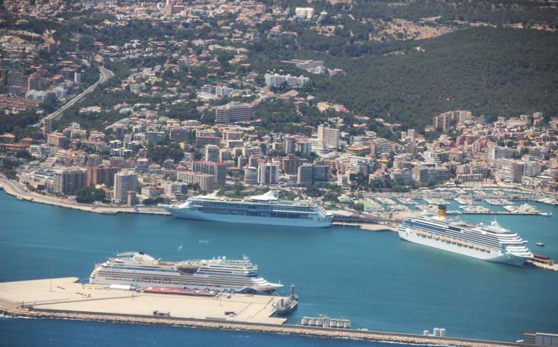 Palma di Maiorca - porto