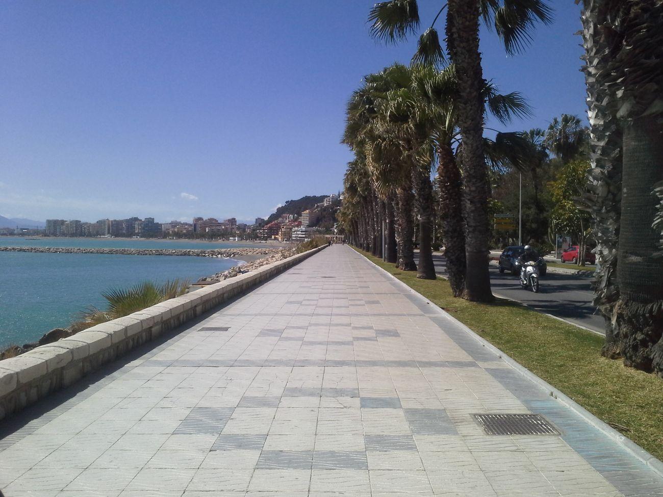 Malaga - lungomare