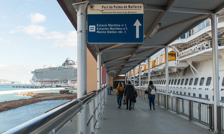 Terminal crociere Palma di Maiorca - Crociere nel cuore