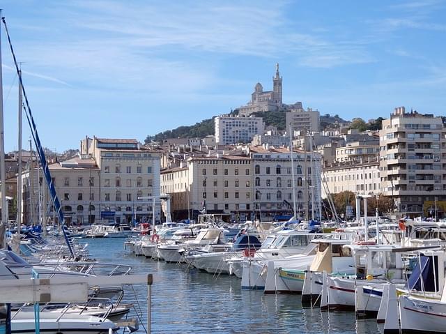 Marsiglia - porto vecchio