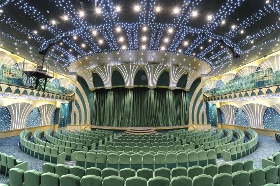 teatro msc magnifica
