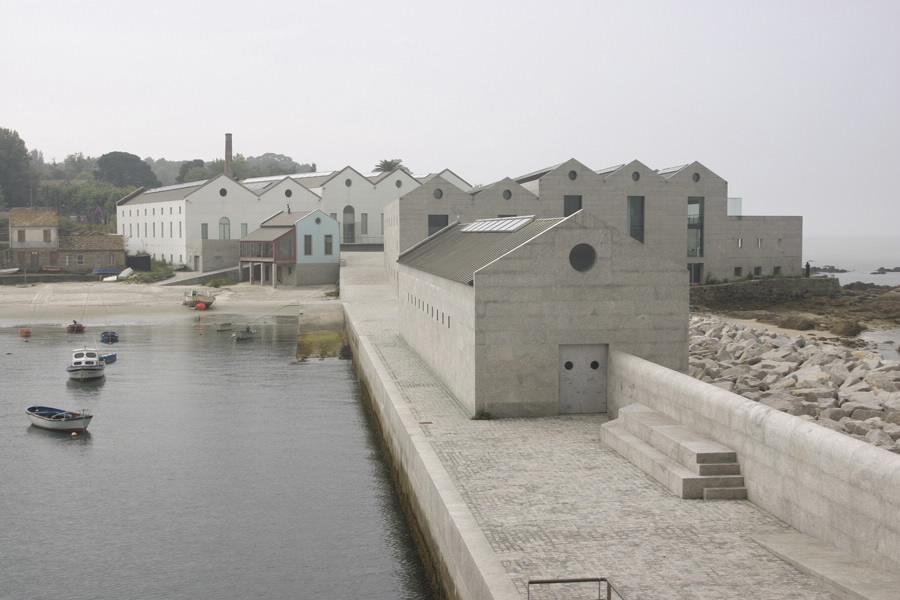 Vigo - museo del mare della Galizia